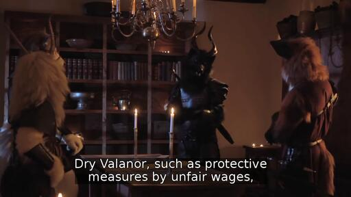 Dry Valanor, such as protective measures by unfair wages,
