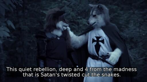 This quiet rebellion, deep and 4 from the madness that is Satan's twisted cut the snakes.