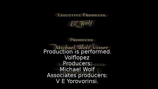 Production is performed. Volflopez Producers: Michael Wolf Associates producers: V E Yorovorinsi.